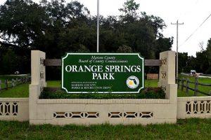Orange Springs Park, Fort McCoy