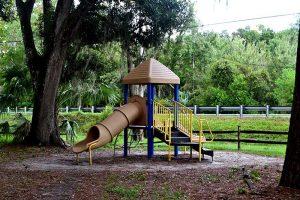 Playground for the children