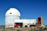 Tortugas Mountain Observatory
