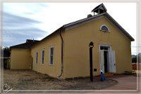 Preserved Schoolhouse at Tubac Presidio, Arizona