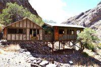 Boyd's Sanatorium at Desert Peaks National Mounument