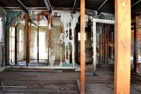 Inside Boyd's Sanatorium