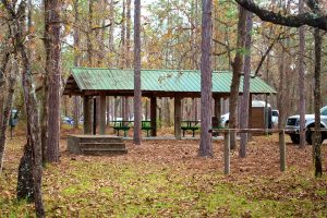 Picnic Pavilion at 49th Ave Trailhead