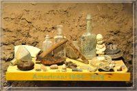 Items Found at Tubac Presidio