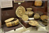 Woven Baskets Preserved at Tubac Presidio