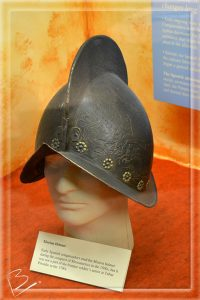 Morion Helmet Worn by Spanish Conquistadors