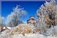 Western Nebraska Community College, Alliance, During Winter Freeze