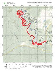 Trailmap, Cochran's Georgia
