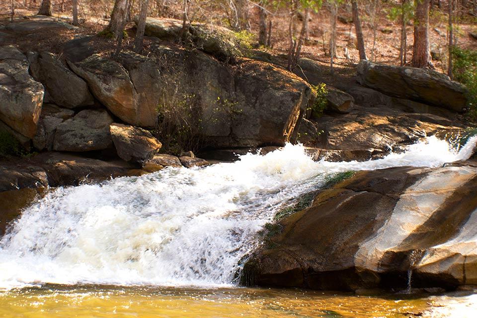 Waterfall at Cochran Mill, Georgia