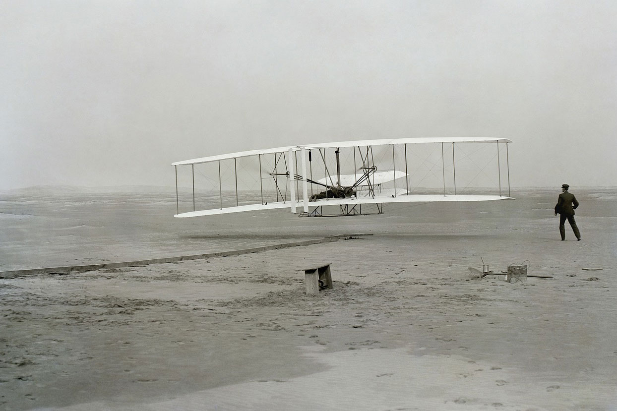 Kitty Hawk Flight
