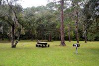 Picnic Area at Lake Alto Park