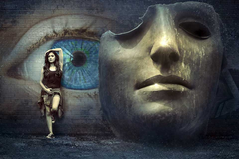 Urban fantasy image