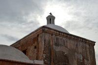 Church at Tumacacori, Arizona