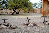 Cemetery at Tumacacori