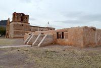 Tumacacori Ruins Near Tucson