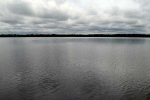 Lake Alto from Pier, Lake View Trail